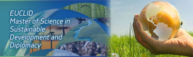 online master in sustainable development